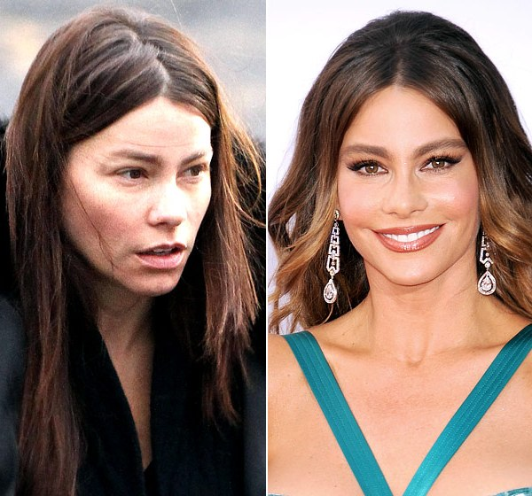 celebrities actresses without makeup, hollywood stars before after makeup