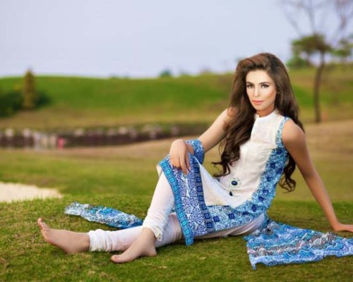 Gul Ahmed Summer Lawn, summer dresses for women