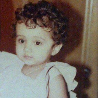 drashti dhami childhood images, drashti dhami childhood pics