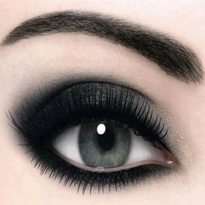 smokey eye makeup tips, how to put on eye makeup