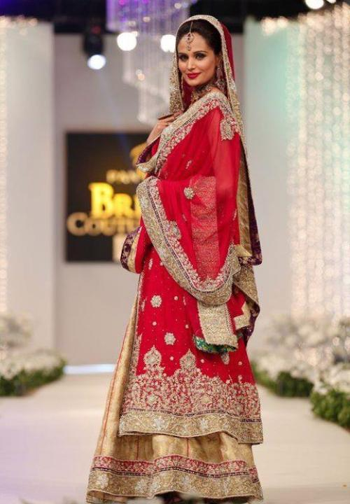 Pakistani Bridal dresses, casual wedding dresses
