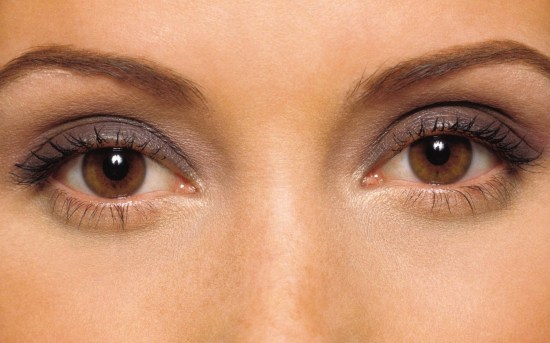 Brown Eyes For Attractive Makeup