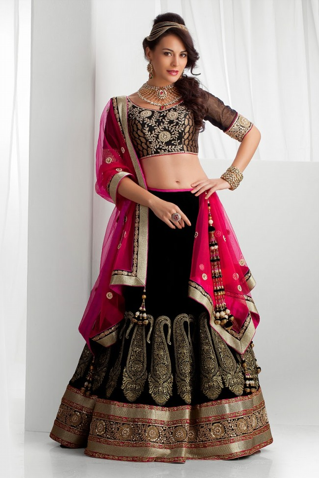 indian-pakistani-top-bridal-wedding-lehanga