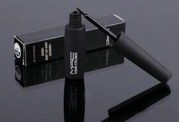 mac liquid eyeliner, mac superslick liquid eyeliner