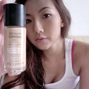 revlon colorstay foundation for oily skin, revlon colorstay foundation shades
