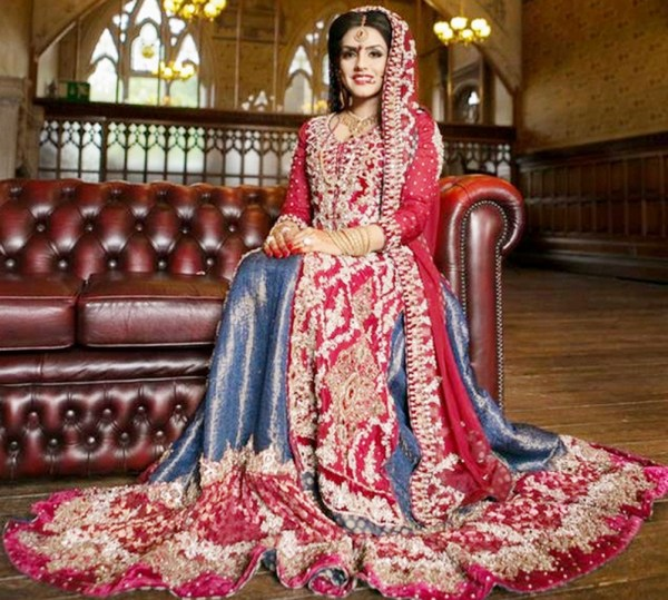 Wedding in Pakistan Beautiful and vibrant Wedding Dresses in Pakistan