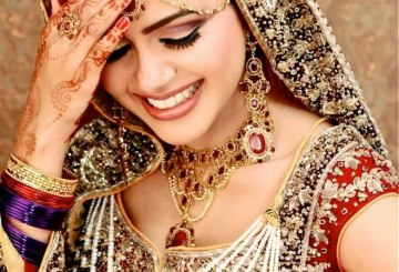Pakistan in Pakistani Wedding Dresses