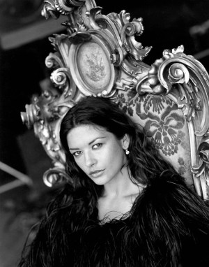Charismatic Personality of Catherine Zeta Jones