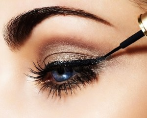 Define your Eyes with Liquid Liner