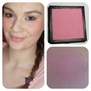Pink Blush on- Give a natural blush to your cheeks