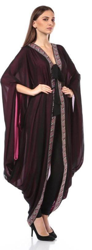 Latest Stunning Abaya styles 2016