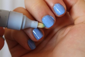 Wonderful And Appealing Effect With Acrylic Nails