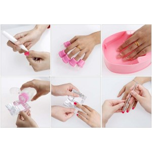 Wonderful And Appealing Effect With Acrylic Nails 10