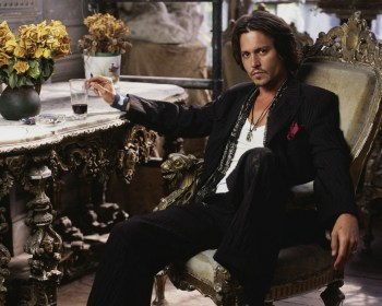 Johnny Depp –The Most Popular Actor