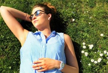 flawless skin in summer