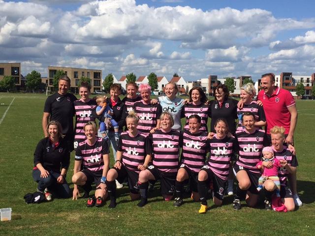 Essex Womens Football 112