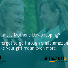 Shop Amazon Smile for Mother's Day
