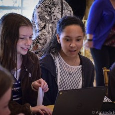 Girls of Promise July Coding Summit