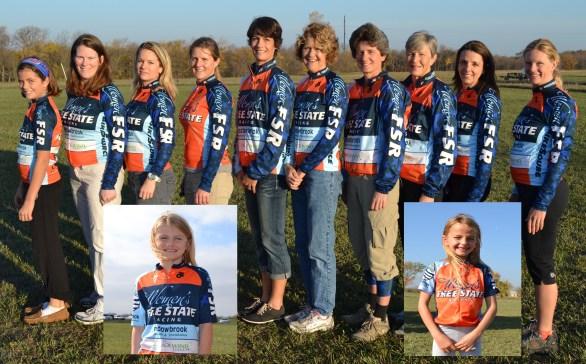 Team photo - all