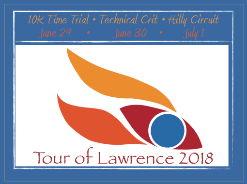 Tour of Lawrence 2018