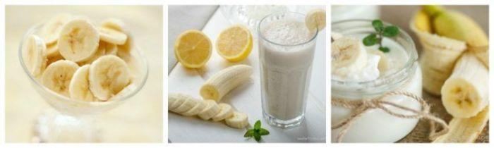 Бананово-кефирная диета, меню на 3 дня и 7 дней
