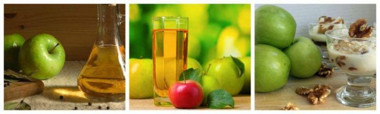 Кефирно-яблочная диета