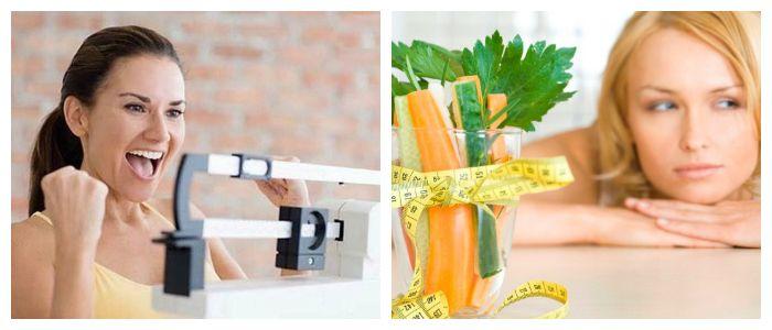 Диеты для быстрого похудения