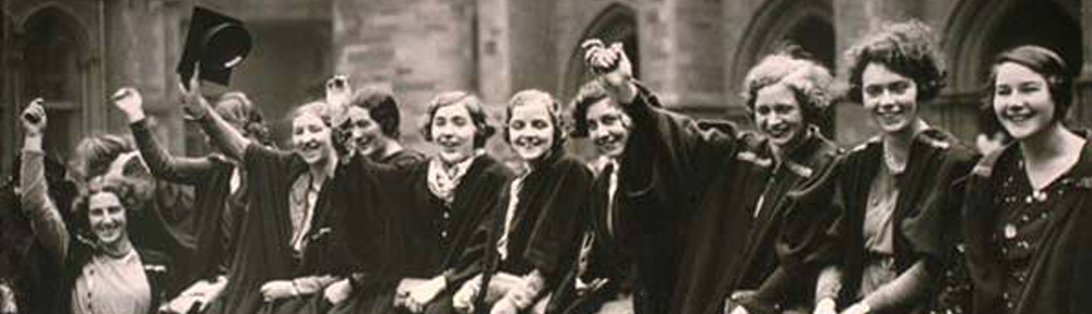 Women's History Scotland website banner