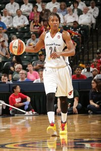 Tamika Catchings, one of the most beloved players in the WNBA, will retire at season's end. Photo courtesy of the Indiana Fever.