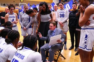 Tony Bozzella has been coaching for over two decades, and enters his fifth season at his alma mater, Seton Hall. Photo courtesy of Seton Hall Athletics.