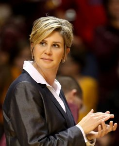 Marlene Stollings has guided the Minnesota Gophers to an 8-1 start this season. Photo by Russell Hons.