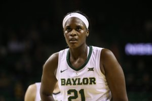 Kalani Brown has been a dominant force for the Bears. Baylor Photography.