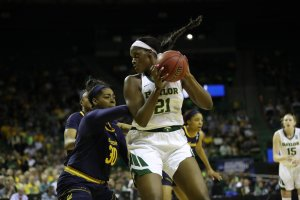 Kalani Brown. Photo courtesy of Baylor Athletics.