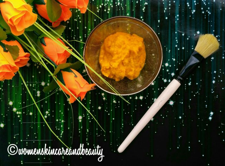 D-I-Y Fresh Orange Lemon And Turmeric Face Pack