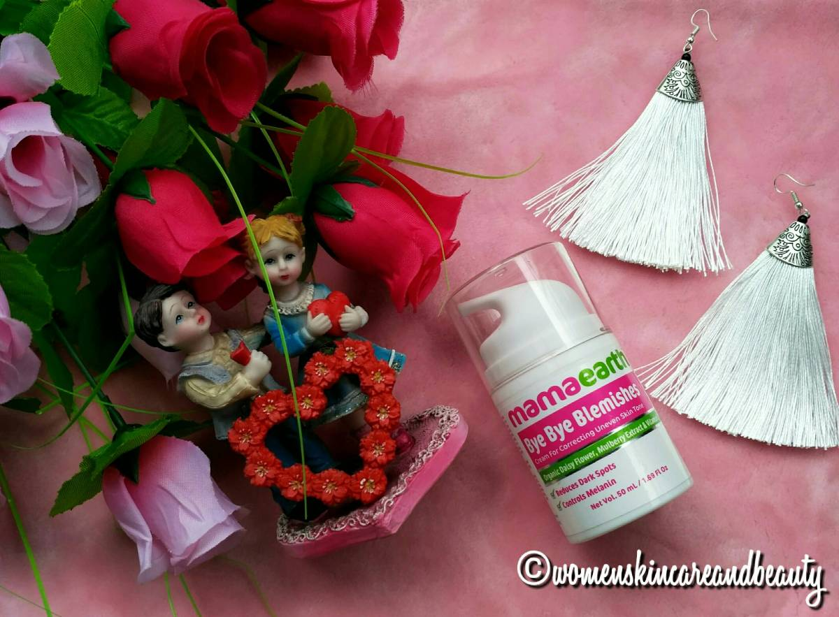 Mamaearth Bye Bye Blemishes Review