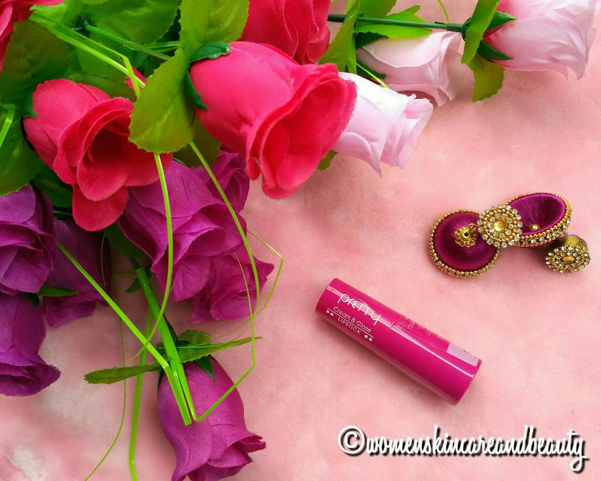 Flormar Pretty Cream & Glaze Lipstick - P306 Cappuccino - Review