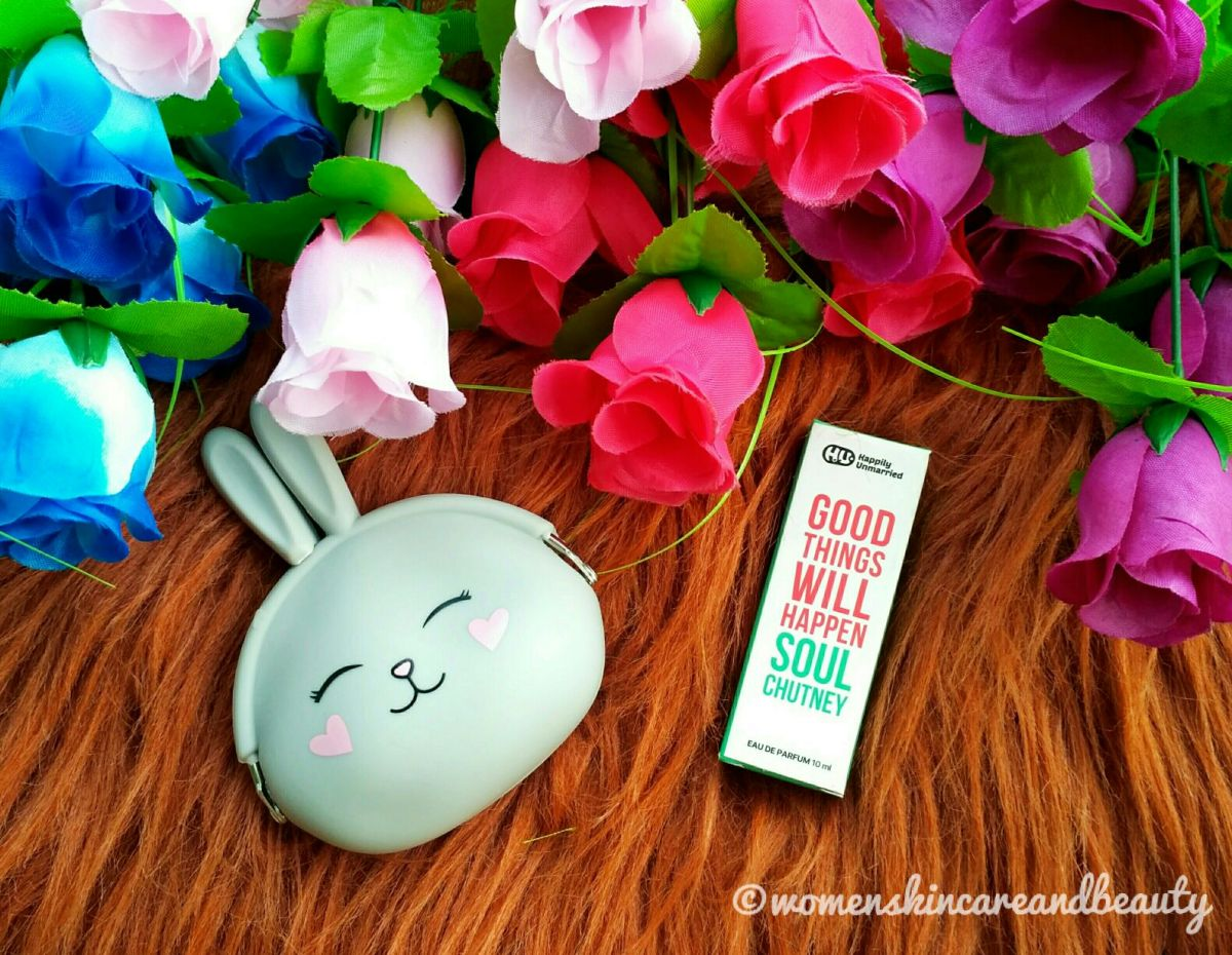 Happily Unmarried Soul Chutney Eau De Parfum Review