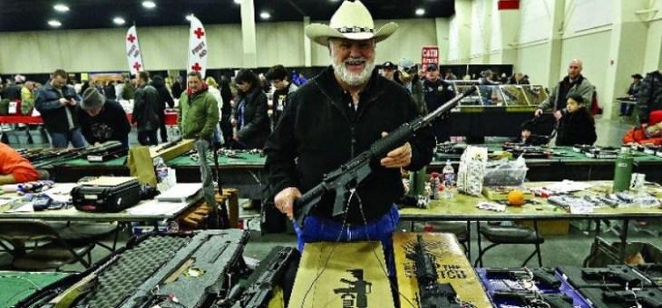 Demand City Council Close The Gun Show Loop Hole in Duval
