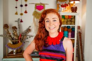 Meet the Maker: Lizzy from Above the Canopy @ Australian Design Centre | Darlinghurst | New South Wales | Australia