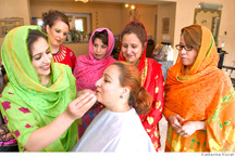 Image result for the kabul beauty school
