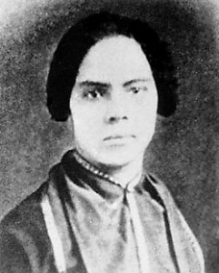 Mary Ann Shadd Cary. Courtesey of National Archives of Canada