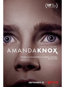 Amanda Knox (2016). Directed by Rod Blackhurst and Brian McGinn.