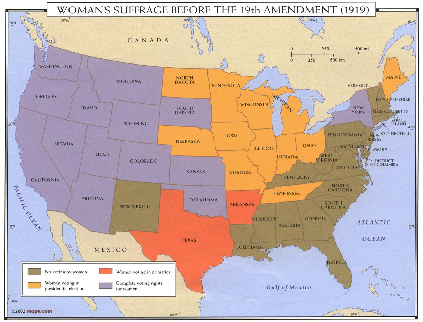 Woman Suffrage Lesson Plan 1