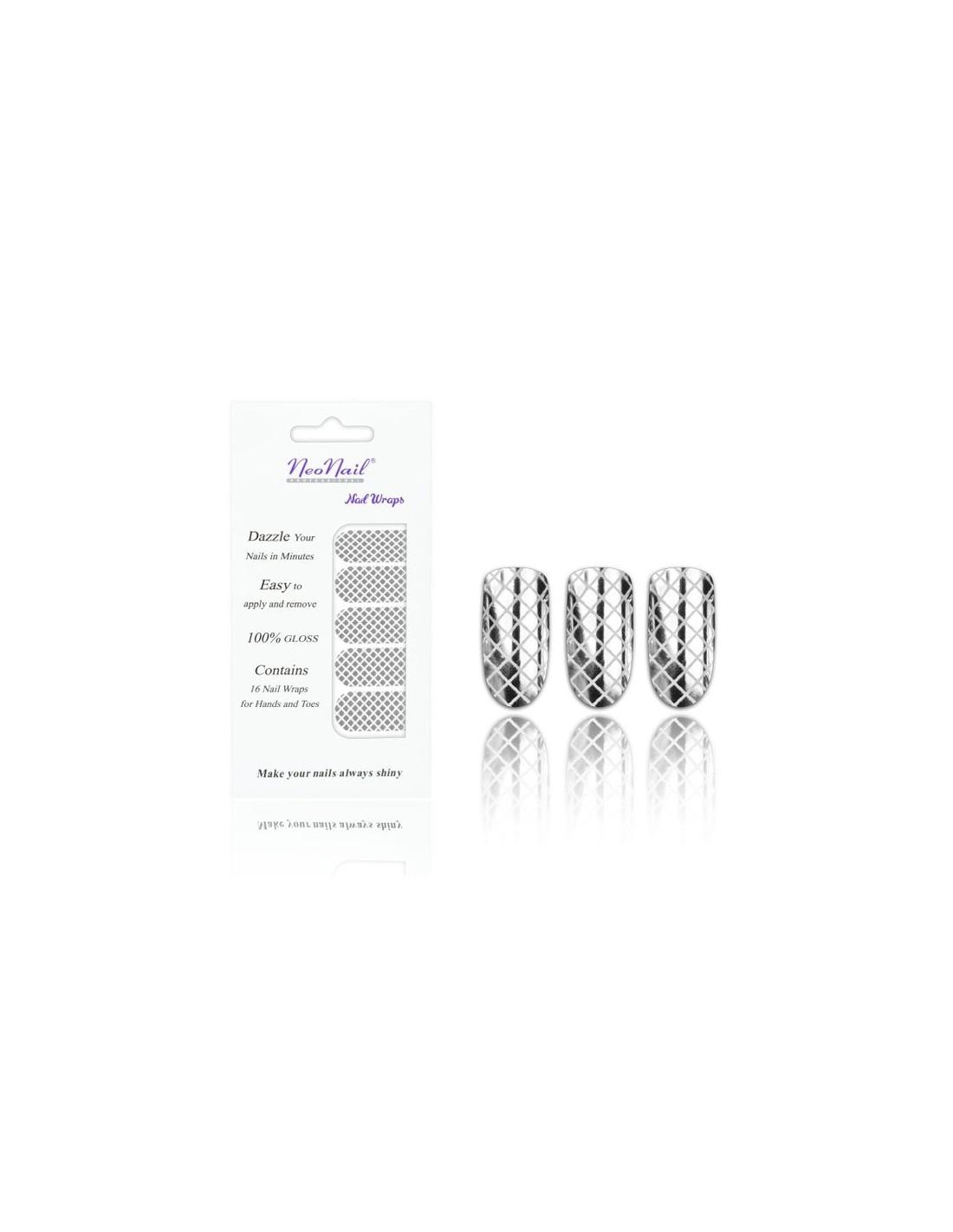 Naklejki Neonail Do Manicure Hybrydowego Stick Go 3119 Nw40