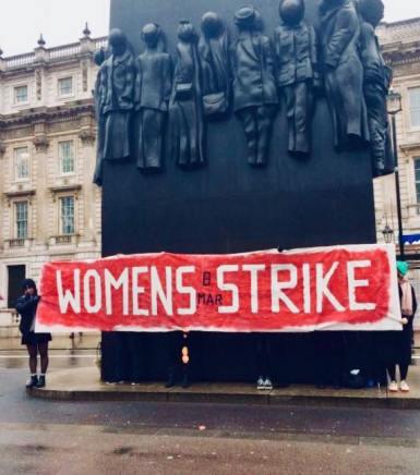 London Women's March 2018