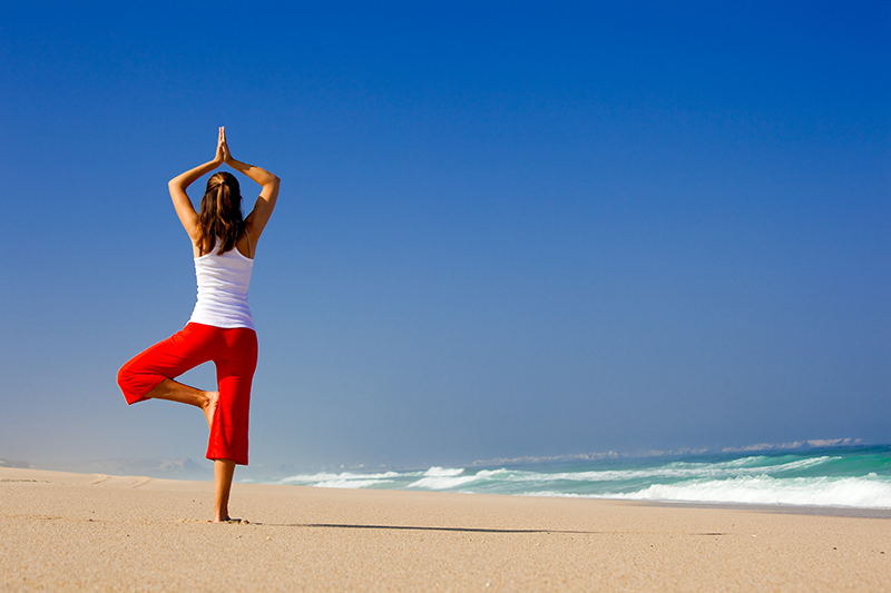 Why Yoga and Pilates Are Good For Fertility