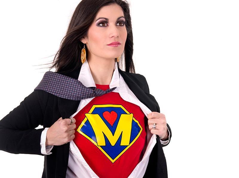 Are You A Super Mom?