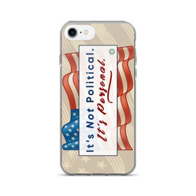 It's Not Personal iPhone 7 Case
