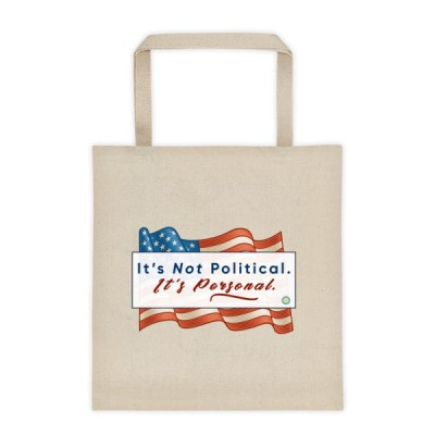 It's Personal Tote