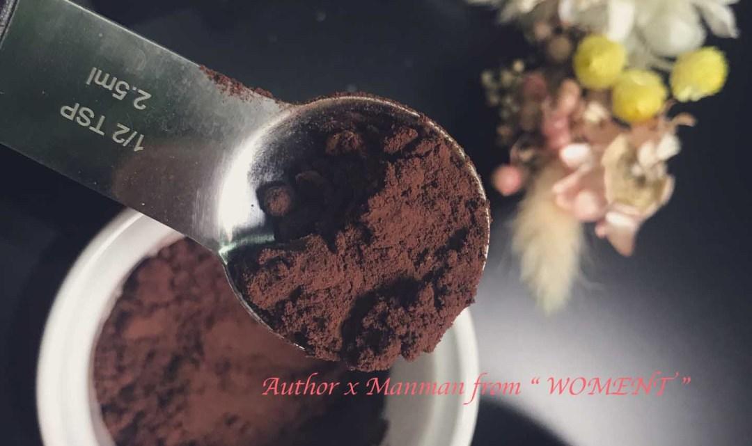 沖泡飲品> 愛上無糖可可粉,蛋糕可以多吃幾塊了♥♥